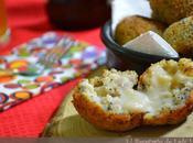 Croquetas gorgonzola nueces manzana Reto #elasaltablogs