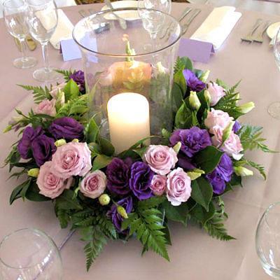 Centros de mesa sencillos para boda bellos dise os paperblog - Frutas artificiales para decoracion ...