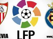 Previa Sevilla Villarreal