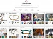 Pendientera Pinterest