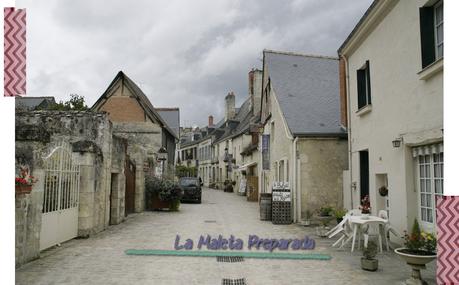 De ruta por la región del Loira