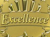 """sido nominada, primera vez, """"Premio Excelencia"""