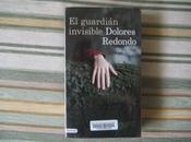 Novelas dejan indiferente: guardián invisible, Dolores Redondo
