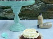 Cupcakes chocolate crema orujo