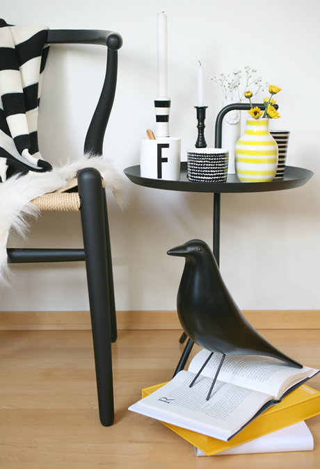 eames house bird diy paperblog. Black Bedroom Furniture Sets. Home Design Ideas