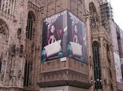 Publicidad exterior Duomo Milán