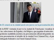 """Celades visitará Ferrol: """"Copio, pego opino"""""""