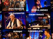 Homenaje Enrique Urquijo Secretos, Leiva, Johnny Cifuentes, Pancho Varona, Andrés Suárez, Marwan...