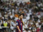 Messi jugó infiltrado Bernabéu