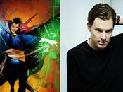 Benedict Cumberbatch Doctor Extraño Marvel