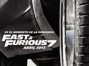 "momento venganza: nuevo teaser póster ""furious"