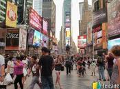 lado oscuro Times Square Taxi Driver