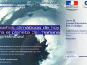"""Unión Europea invitan Seminario """"Desafíos climáticos para planeta mañana"""""""