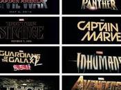 Marvel Studios trae películas hasta 2019