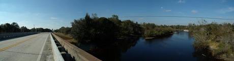 Sobre el Peace River en la CR 760
