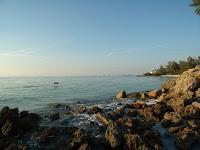 El mar desde Siesta Key