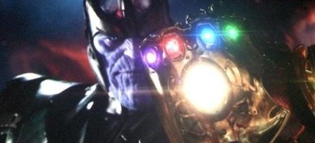 Nueva Imagen Y Teaser De Thanos Para The Avengers: Infinity War