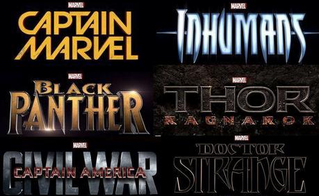Marvel Studios Ha Revelado Los Nombres De Sus Próximos Proyectos