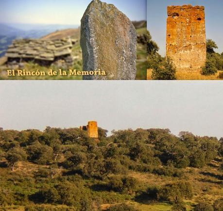 Colaboraciones de Extremadura, caminos de cultura: la Atalaya de los Frailes, de Badajoz, en el Rincón de la Memoria de Canal Extremadura Radio