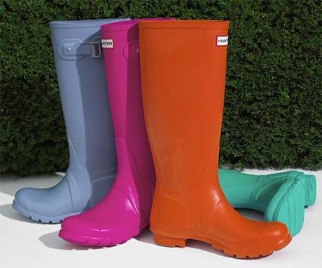 79e9127645b Estilismos para los días de lluvia, looks de moda para el mal tiempo ...