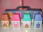 Pink Octubre Etude House: Castle Creams