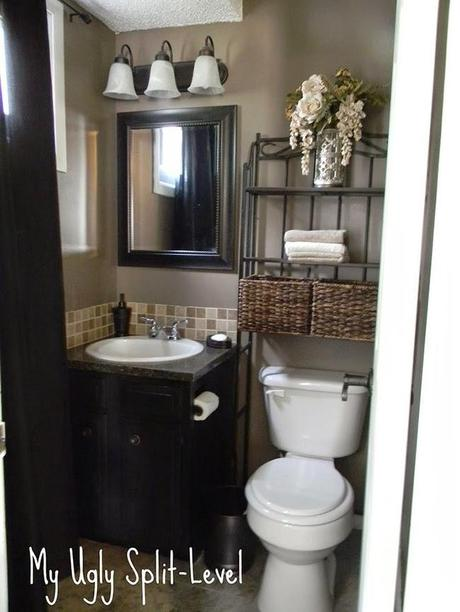 decorating ideas for bathrooms on a budget inspiraci 243 n ba 241 os peque 241 os llenos de grandes soluciones 27692