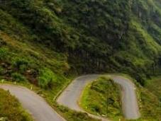 Giang, moto increíble norte Vietnam