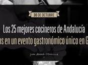 Encuentro mejores Chef Andalucía Granada