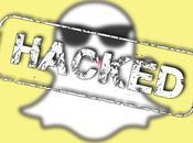 13GB fotos íntimas sido filtradas través Snapchat