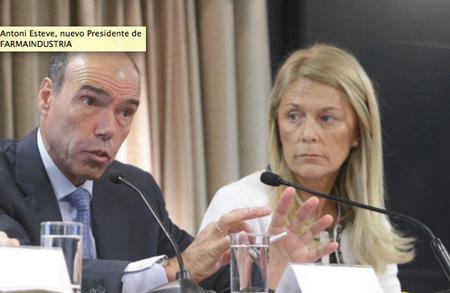 Antoni Esteve, nuevo presidente de Farmaindustria