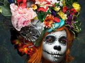 Sugar Skull Mask. Muertos