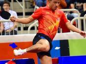 Zhang Jike disculpa excesiva celebración Copa Mundo 2014