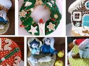 Preparamos Galletas navideñas hermosamente decoradas, Dictamos cursos personalizados