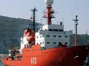 Investigación Ciencia: Buque Oceanográfica HESPERIDES.