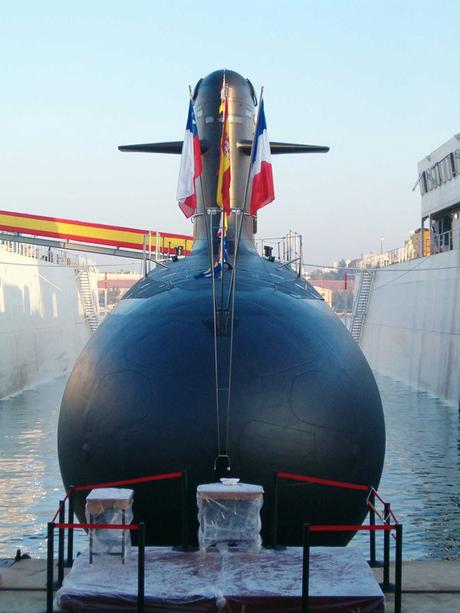 Submarino Clase Scorpene.