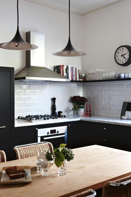 5 ideas para instalar unos estantes en la cocina paperblog for Estantes para cocina