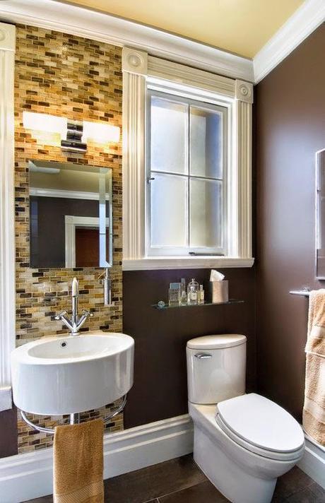 Decorar Un Baño Pequeno:Decorar un baño pequeño – Paperblog