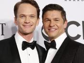 Neil Patrick Harris marido, David Burtka, estrellas invitadas 'American Horror Story: Freak Show'