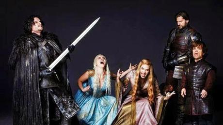 El Elenco De Game Of Thrones En Negociaciones Para Aparecer En La Séptima Temporada