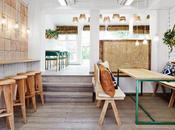 Restaurante Oslo, diseño nórdico acento andaluz