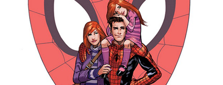 Marvel tantea el regreso de Mary Jane y May Parker a la vida de Spider-Man