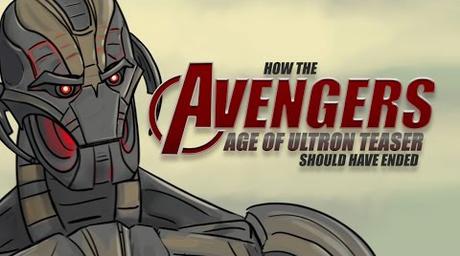 Humor: Como Debió Terminar El Teaser De The Avengers: Age Of Ultron
