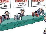 corrupción está moda librerías