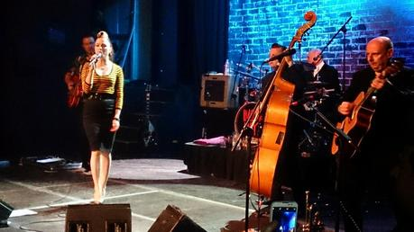 Concierto Imelda May, Madrid, Sala Joy Eslava, 30-10-2014