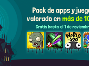 Amazon regala 100€ aplicaciones para celebrar Halloween