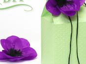 Tutorial Flores Papel. Lindas Anémonas para decorar regalos más!