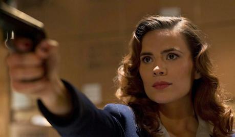 Primer Spot Televisivo De Agent Carter