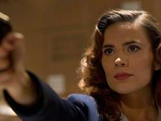Primer Spot Televisivo Agent Carter