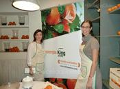 """""""Mandarinas cocina"""", evento gastronómico chef Rodrigo Calle, organizado Naranjas King"""