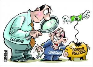 Cartoon Corrupción
